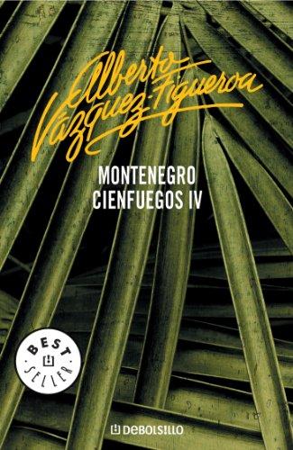 Montenegro (Bestseller (debolsillo)) (Cienfuegos nº 4) por Alberto Vázquez-Figueroa