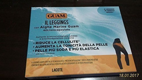 GUAM LEGGINGS CON ALGHE MARINE MICROINCAPSULATE