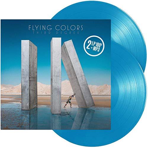 Third Degree (Ltd.Blue 2lp 180 Gr.+Mp3) [Vinyl LP]