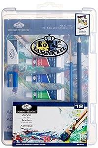 Royal & Langnickel - Lápices de colores (RSET-ART3404) , Modelos/colores Surtidos, 1 Unidad