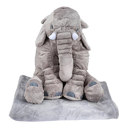 stuffed-cute-simulation-giant-elephant-plush-doll-toy-pillow-with-blanket-birthday-christmas-gift-li
