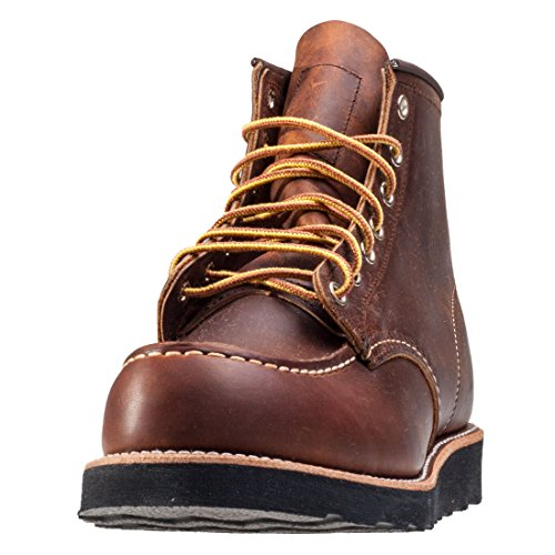 Red Wing 6 Pouces Boot De Mens De Moc Toe