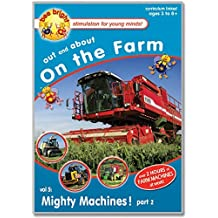 bee bright - Out & About on the Farm - Mighty Machines! - Part 2