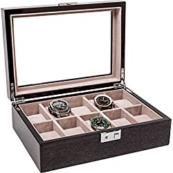 LA ROYALE CALDO Watch Box