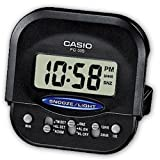 Casio Unisex Digitaler Wecker PQ30B1EF
