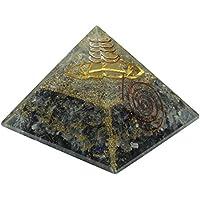 Harmonize Amethyst Stein Orgon Pyramide Brow Chakra Symbol Reiki Kristall-Energie-Generator preisvergleich bei billige-tabletten.eu