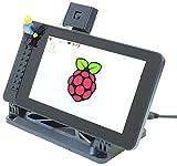 Etui pour l'écran tactile Raspberry Pi.