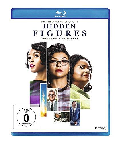 Hidden Figures – Unerkannte Heldinnen [Blu-ray]