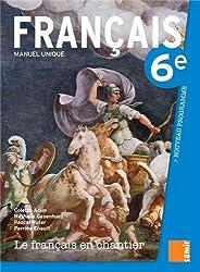 Le Français en Chantier 6e -Livre