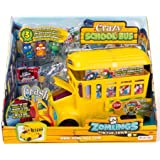 Zomlings Crazy School Bus