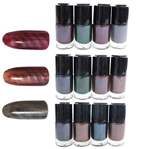 kurtzytm-confezione-da-12-smalti-metallici-magnetici-per-unghie-da-12ml-nail-art-manicure-pedicure