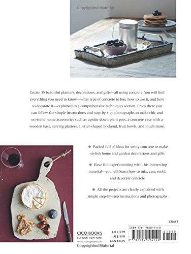 Making Concrete Pots, Bowls, and...