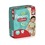 Pampers Medium Size Diaper Pants (20 Cou...