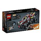 LEGO Technic 42073 – Rückziehauto, Set für geübte Baumeister - 5