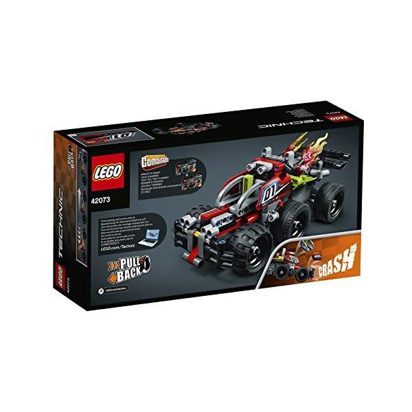 LEGO- Technic CRAAASH, Multicolore, 42073 5 spesavip