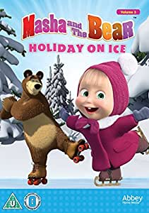 masha and the bear holiday on ice dvd dvd blu ray. Black Bedroom Furniture Sets. Home Design Ideas