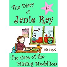 The Case of the Missing Medallion (The Diary of Janie Ray Book 6)