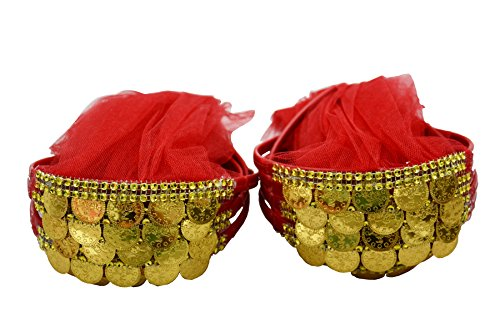 Bauchtänzerin Münze (10 Stück Haarreifen mit goldenen Münzstückchen - Haarschmuck Brautschmuck für Kina Polterabend Tac Nedime Taci Henna Abend Brautjungfer Kranz Gecesi Nikah Söz)