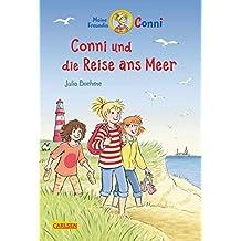 Conni-Erzählbände 33: Conni und die Reise ans Meer (German Edition)