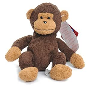 "Russ Mulligan Monkey - 6 Luv Pet"" [Toy] by Russ Berrie"