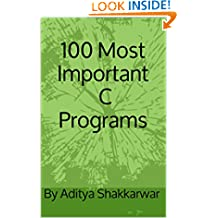 100 Most Important C Programs