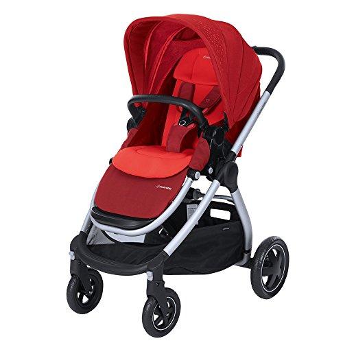 Maxi-Cosi Adorra komfortabler Kombi Kinderwagen für ihr Kind, mit riesigem Einkaufskorb,...