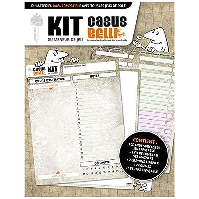 Casus Belli - Kit du meneur de jeu