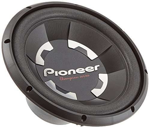 Pioneer TS-300S4 Auto-Subwoofer-Chassis 30cm 1400W 4 Serie Dvc Subwoofer