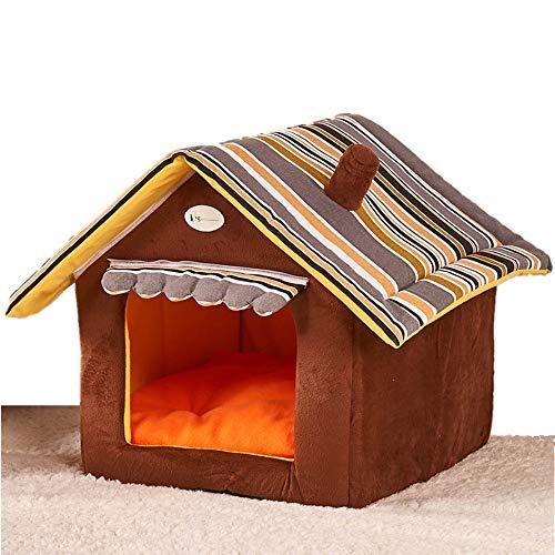 Casa de perro suave de productos para animales de cama del perro...