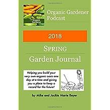 2018 Spring Garden Journal