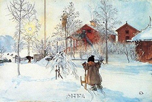 carl-larsson-the-yard-und-das-waschhaus-kunstdruck-5431-x-4224-cm