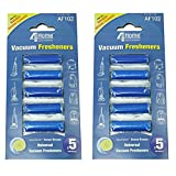 4YourHome Ocean Breeze Air Freshener Sticks For All Bagged Vacuum Cleaners - Twin Pack (10 Sticks)