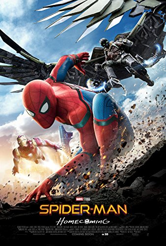 NG - US Movie Wall Poster Print - 30CM X 43CM Brand New Spider Man ()