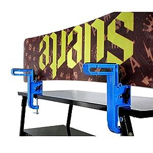 xcman alle Metall Multifunktions Ski und Snowbard für Tuning- und Waxing Winkel einstellbar Robust und Stabil