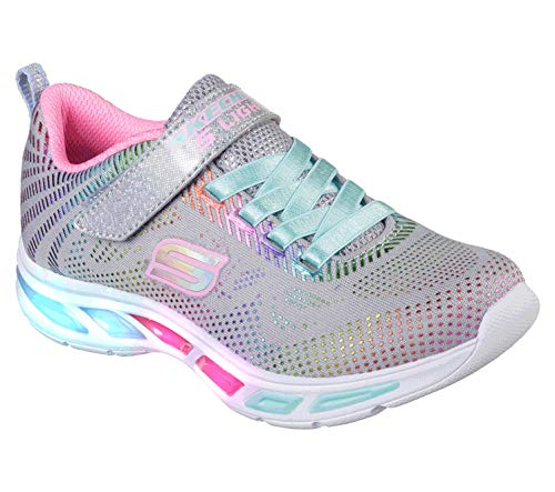 Skechers scarpe s lights litebeams gleam n'dream tg 34 cod 10959l-gymt