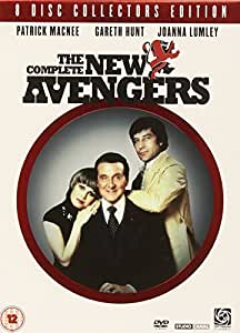 The New Avengers (8 Disc Collector's Edition Box Set) [DVD]