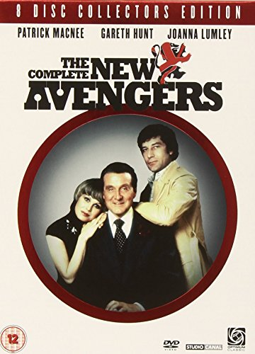 the-complete-new-avengers-import-anglais