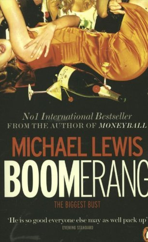 Boomerang by MICHAEL LEWIS(1905-07-04)