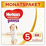 Huggies Windeln Ultra Comfort Pants Größe 5 Monatsbox