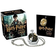 Harry Potter Horcrux Locket and Sticker Book (ANGLAIS)