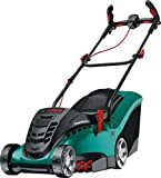 Bosch Rotak 370 LI Ergoflex Cordless Lawnmower with Two 36 V Lithium-Ion Batteries , Cutting Width 37 cm