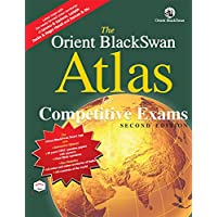 The Orient BlackSwan Atlas for Competitive Exams