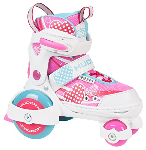 Hudora My First Quad Roller Skates