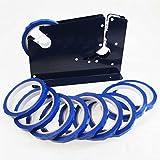 832154borsa in nylon collo Sealer dispenser nastro con 10rotoli di nastri