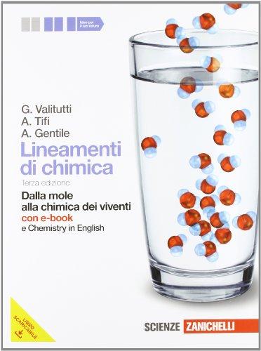 Lineamenti di chimica. Dalla mole alla chimica dei viventi. Con Chemistry in english. Per le Scuole superiori. Con DVD-ROM. Con espansione online