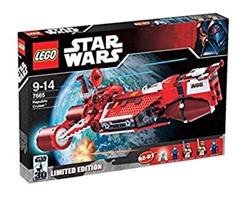 LEGO Star Wars 7665 - Republic - Raumschiffe Star Wars Lego Der Republik