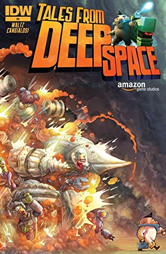 Tales From Deep Space #0 book cover