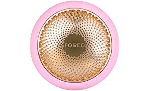 FOREO UFO Smart Mask Treatment Device |Pearl Pink| Face Mask in Just 90 Seconds |Facial Mask Treatment with Thermo/Cryo/LED Light Therapy and Sonic Pulsation, Dedicated Smarthone App