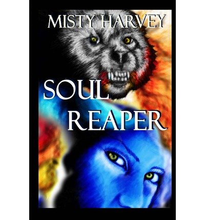 Produktbild { SOUL REAPER } By Harvey, Misty ( Author ) [ May - 2013 ] [ Paperback ]