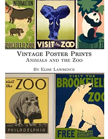 Vintage Poster Prints: Animals and the